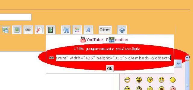¿Como inserto un video en un post? Videos13