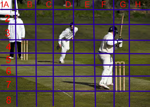 Spot The Ball | Win Play In The V Bat! Spothe10
