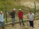 SPEAKER BARU SURAU II SELAMAT DI PASANG PADA 11/1/2008 P1030414