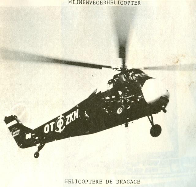 Ostende - exercices inter-armes début des sixties Numeri12