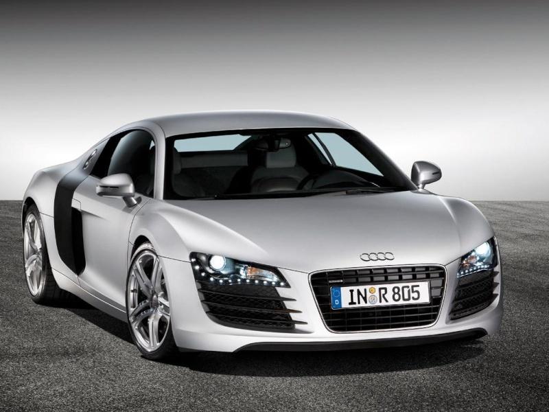 Audi R8 Audi-r10