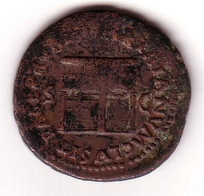 As de Nerón (Templo de Jano) Ja14-014