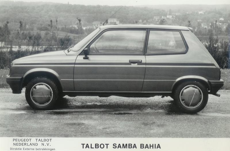 Samba Bahia Numeri10