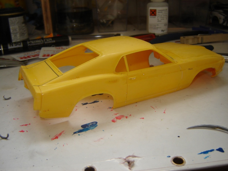 Mustang 70 Racer Dsc02710