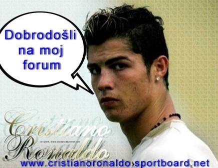 Fan forum Cristiana Ronalda
