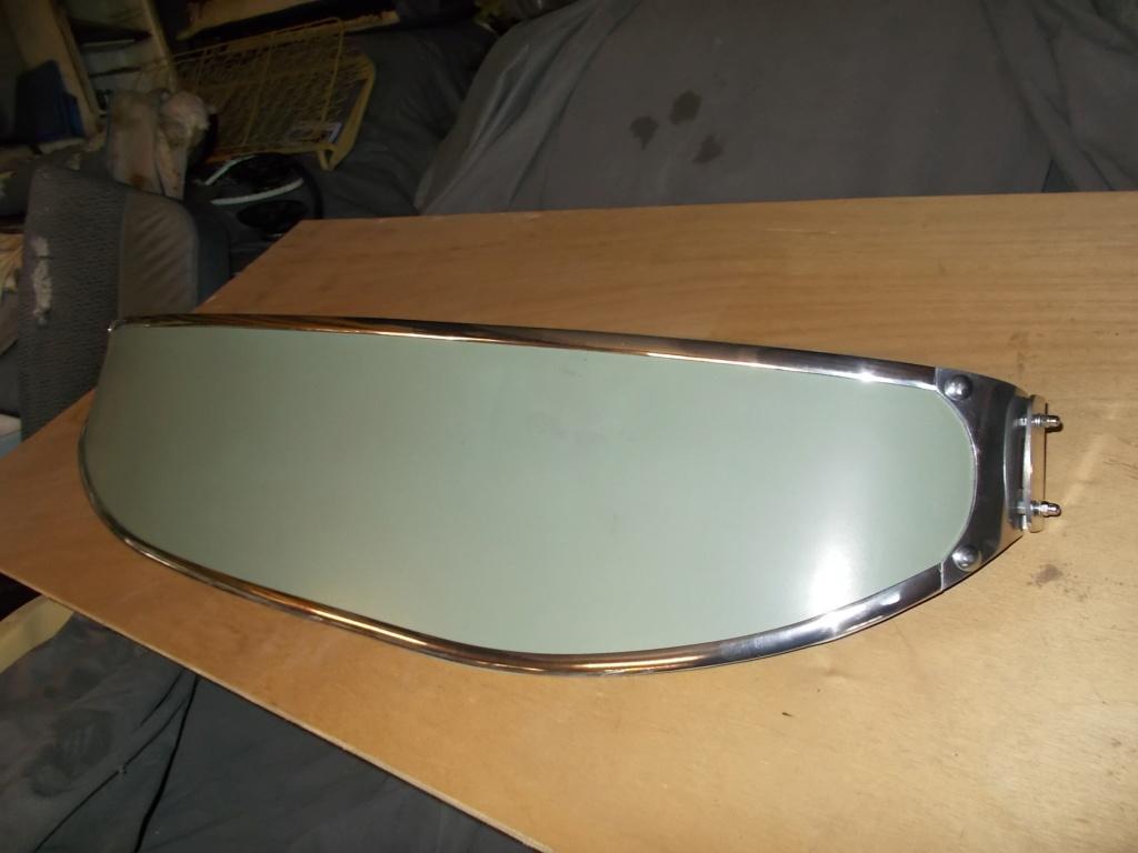 Casquette pare-brise Peugeot 203 et calandre accessoire  Dscn5714