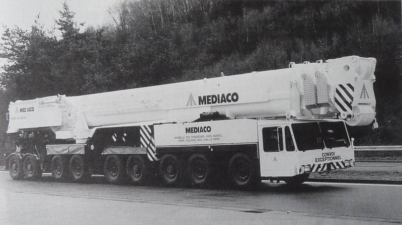 Les matériels anciens de MEDIACO Madiac10