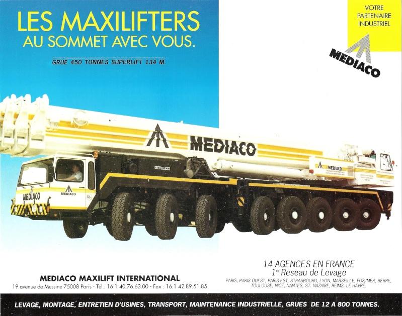 Les matériels anciens de MEDIACO Madiac12