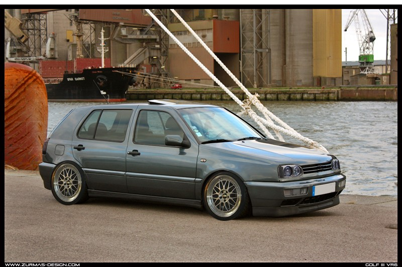 My new VR6, petit shooting histoire de patienter Golf_p12