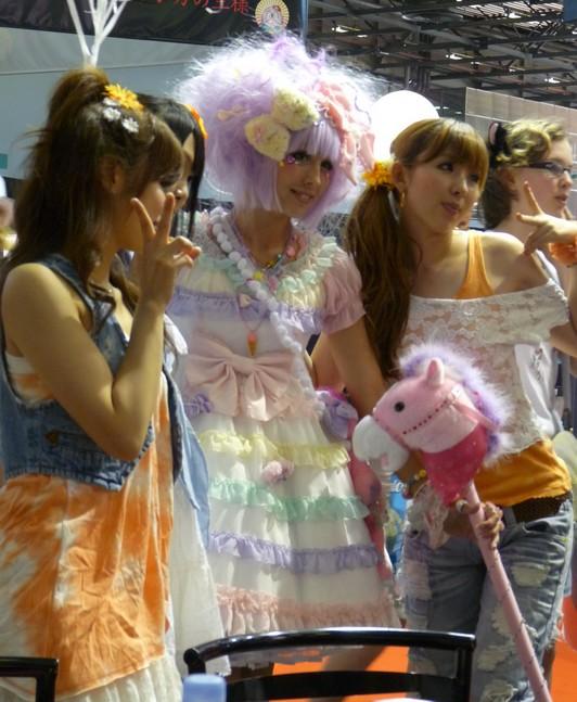 Vos photos de la japan expo 2010 Lolita10