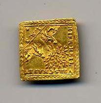 Alemania - moneda  Klippe de Oro Moneda15
