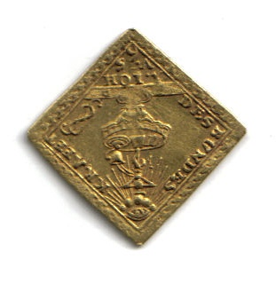 Alemania - moneda  Klippe de Oro Moneda21