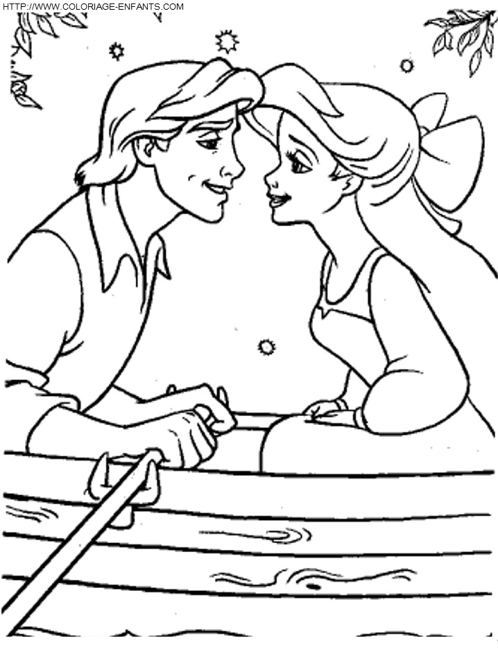 Coloriages de Eric et Ariel La-pet11
