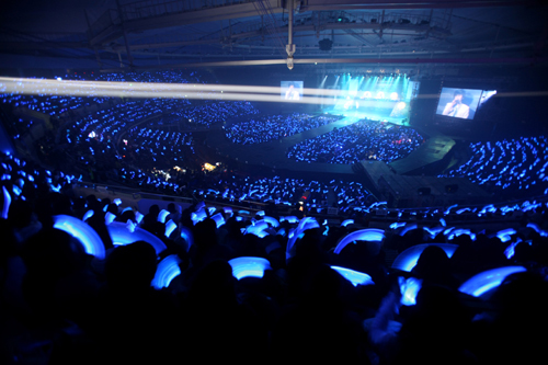 Super Junior - 1st Asia Concert Super Show Supers13