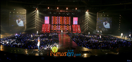 Super Junior - 1st Asia Concert Super Show Supers15