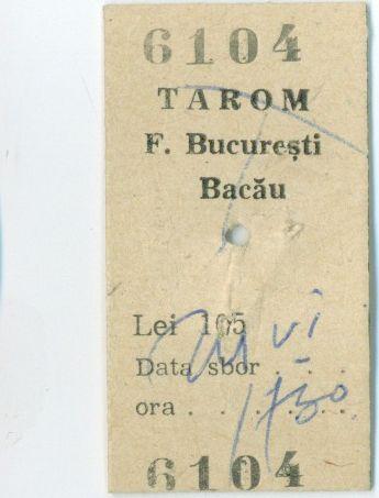 Bilete de avion Tarom_12