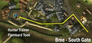 The hunter's path (level 15) Breema12