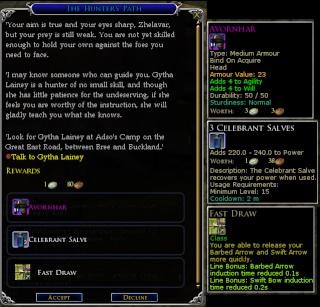 The hunter's path (level 15) Thehun10