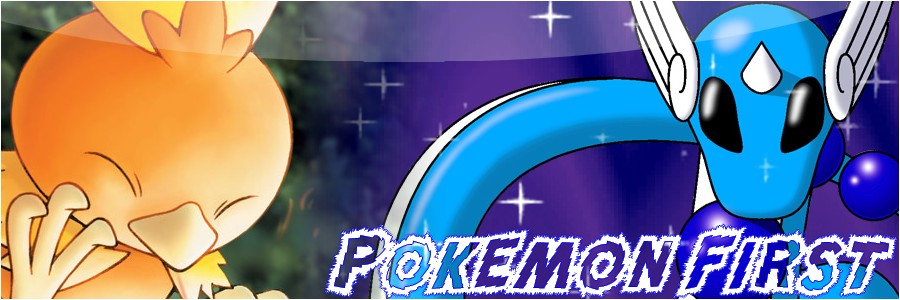 pokemon first