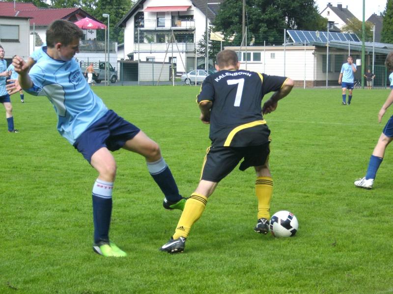 1. Runde Kreispokal: BaWa II - Spvgg Kalenborn 1:2 (1:1) Bild0113