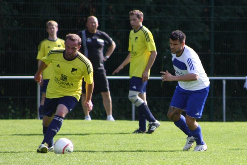 Vorbereitung: SG BaWa I gegen SV Dernau 1 (0:1) 2:2 Img_2014