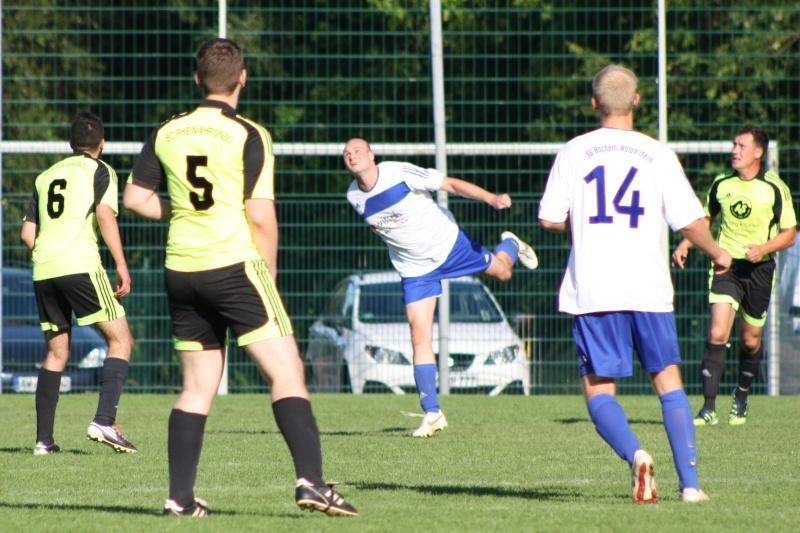 3. Spieltag : BaWa - SC Sinzig 7:1 (4:0) Img_2219