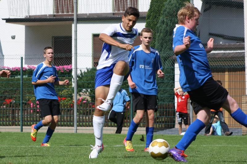 2.Spieltag: BaWa - SG Landskrone Heimersheim 14:0 (5:0) Img_2230