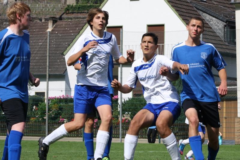 2.Spieltag: BaWa - SG Landskrone Heimersheim 14:0 (5:0) Img_2233