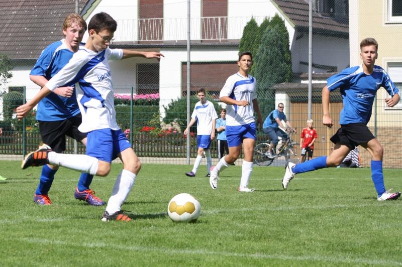 2.Spieltag: BaWa - SG Landskrone Heimersheim 14:0 (5:0) Img_2234