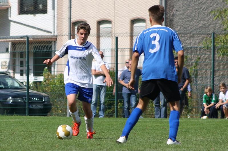 2.Spieltag: BaWa - SG Landskrone Heimersheim 14:0 (5:0) Img_2237