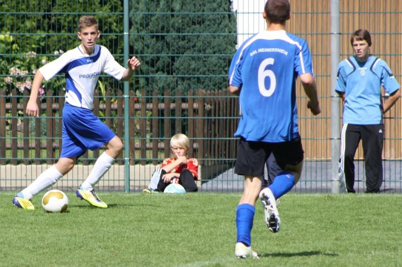 2.Spieltag: BaWa - SG Landskrone Heimersheim 14:0 (5:0) Img_2313