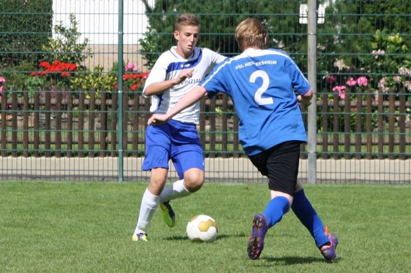 2.Spieltag: BaWa - SG Landskrone Heimersheim 14:0 (5:0) Img_2317