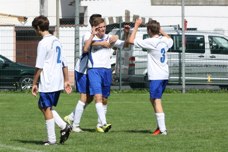 2.Spieltag: BaWa - SG Landskrone Heimersheim 14:0 (5:0) Img_2319