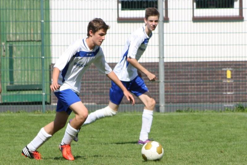 2.Spieltag: BaWa - SG Landskrone Heimersheim 14:0 (5:0) Img_2322