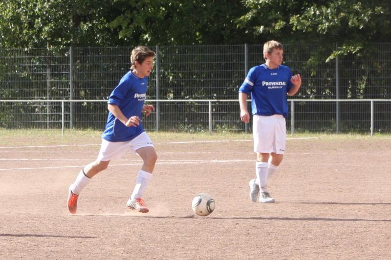 5.Spieltag: JSG Königsfeld - BaWa 0:4 (0:2) Img_2810