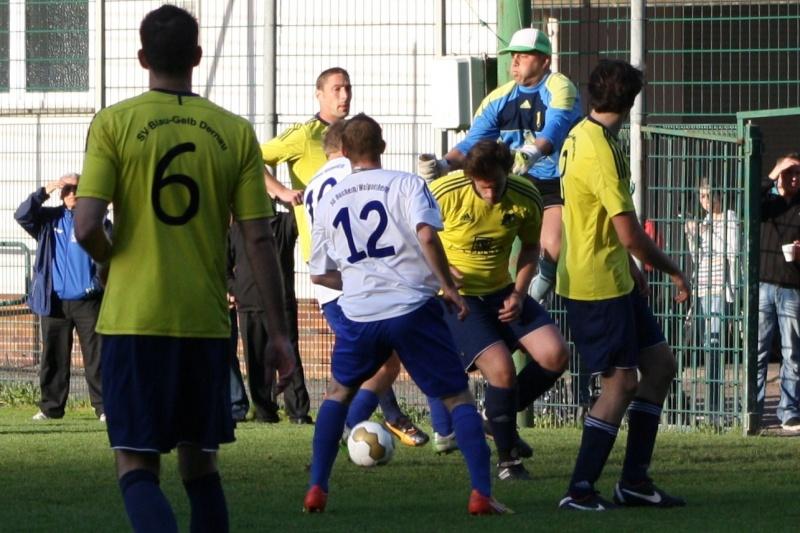 6.Spieltag: BaWa - SV Dernau II 2:1 (0:0) Img_2826