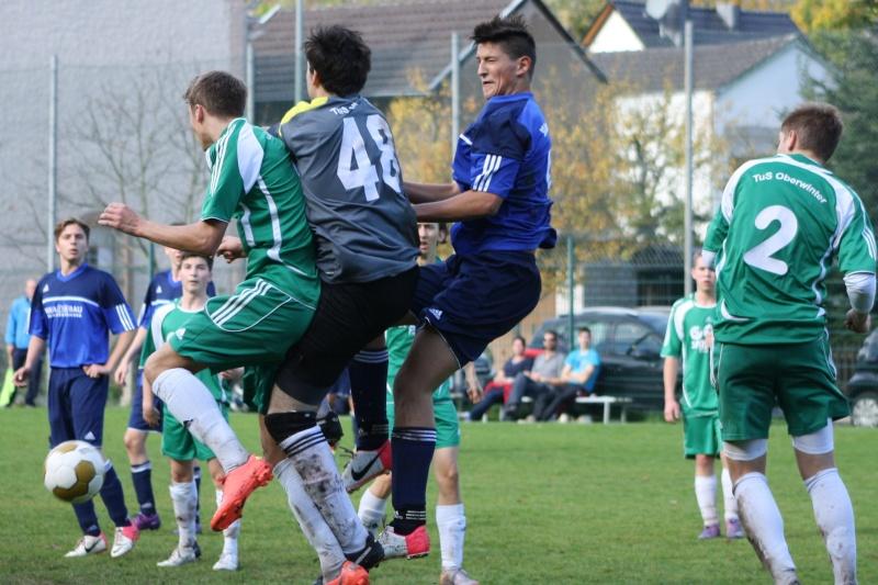 7.Spieltag: BaWa - TuS Oberwinter 2:4 (2:3) Img_3325