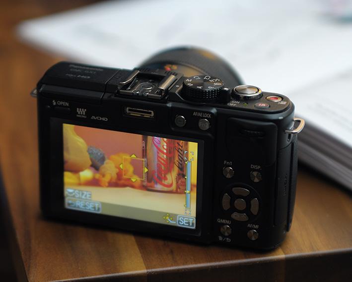 Panasonic GX-1 boîtier NU / sous garantie >02/2014 Gx-1ne10