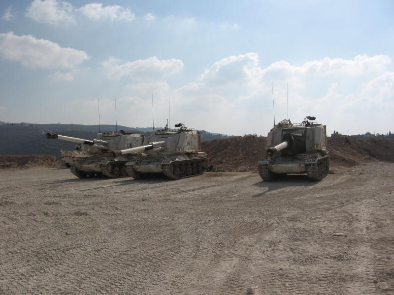 AMX 30 155 AUF1 au LIBAN Img_0710