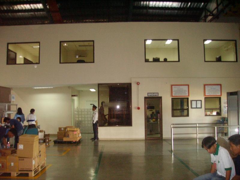 APC Central Warehouse Mezzanine Office Pict0010