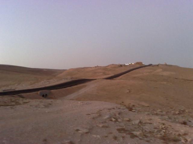 لمحة عن حمام أبو رباح 20070811