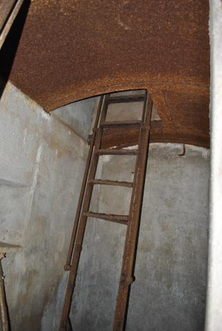 [Metz] la casemate cuirassée de l'I-werk Bois-la-Dame 12510