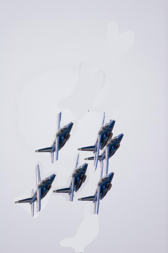 Volets ou AF en vol en formation ??? Virage11