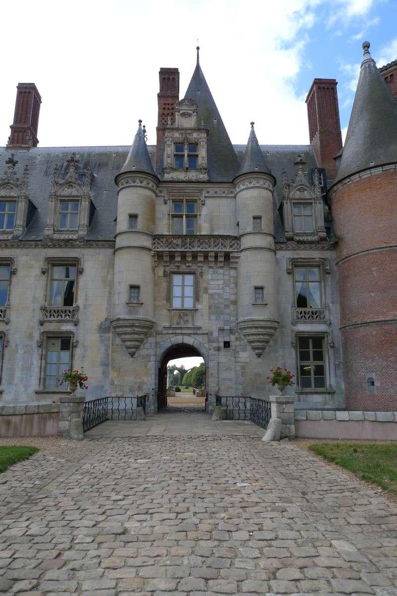 Le château de Maintenon P1040620