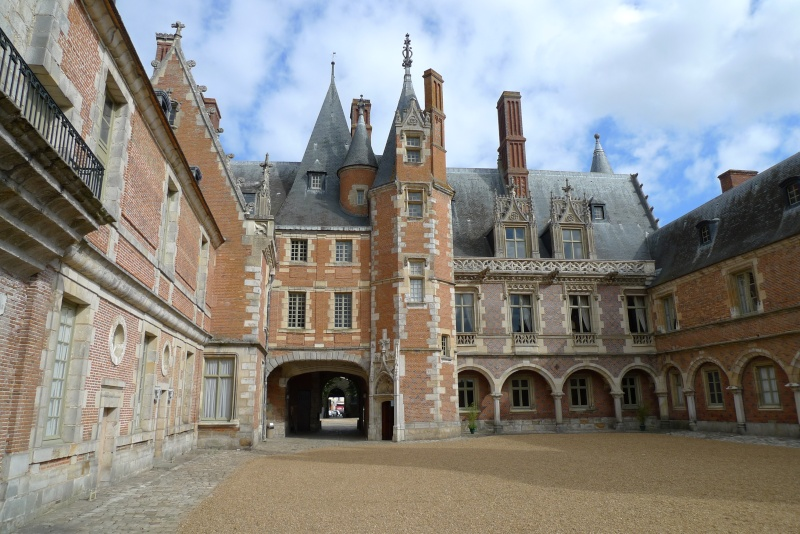 Le château de Maintenon P1040623