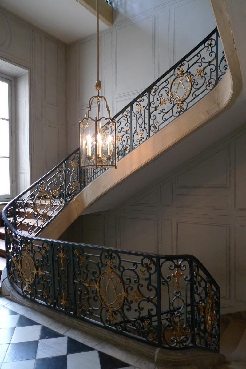 L'appartement de Mme du Barry à Versailles P1040914