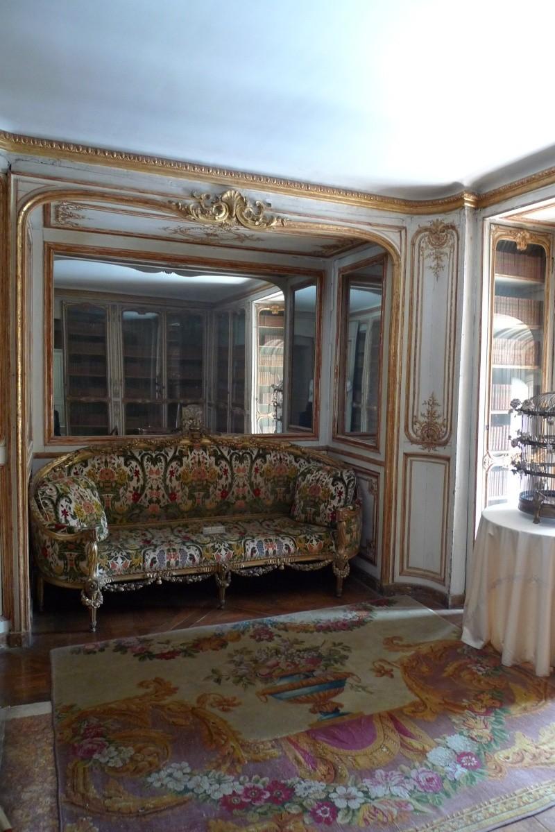 L'appartement de Mme du Barry à Versailles P1040921
