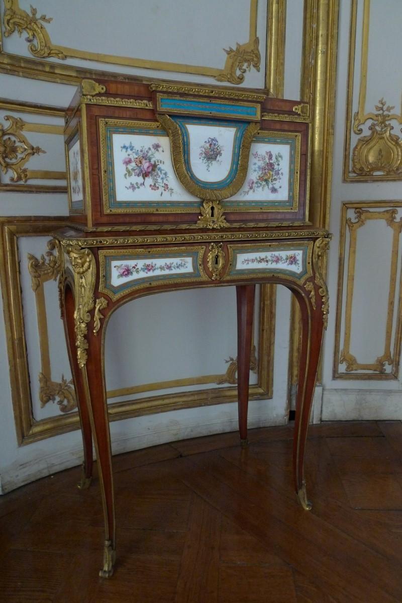 L'appartement de Mme du Barry à Versailles P1050016