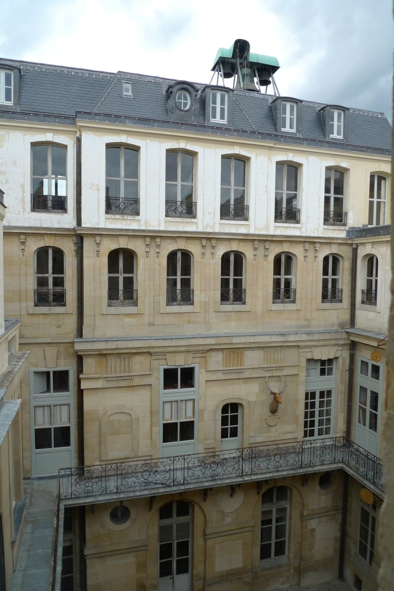 L'appartement de Mme du Barry à Versailles - Page 2 P1050030