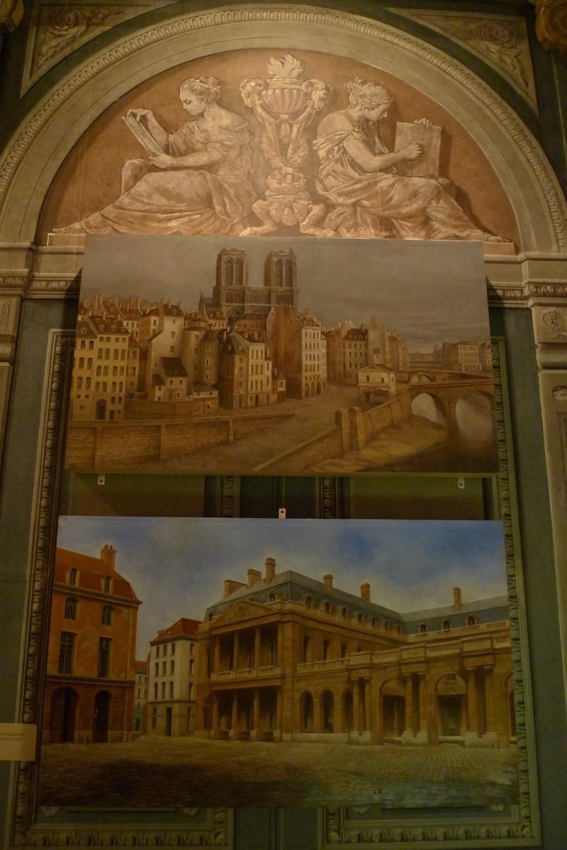 L'Histoire et le Cinéma à la Conciergerie - Page 2 P1060812